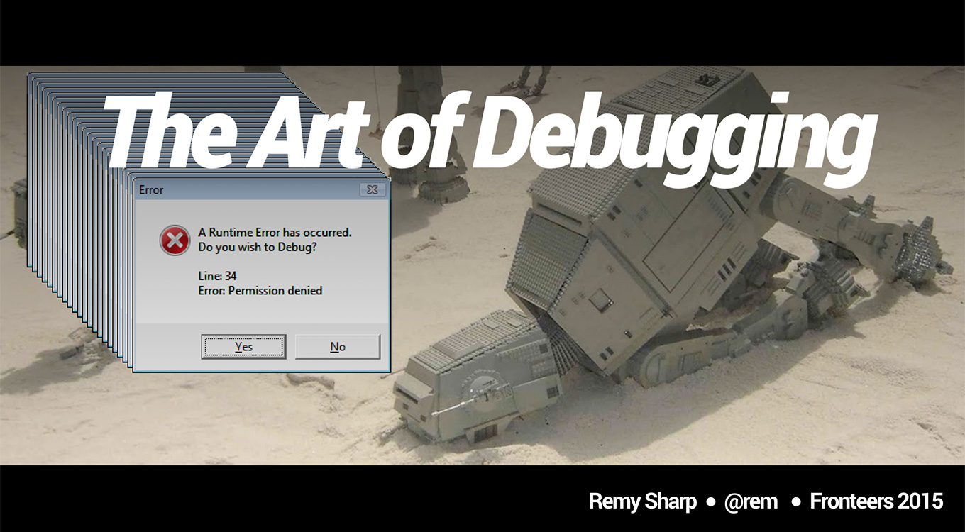 Art of Debugging