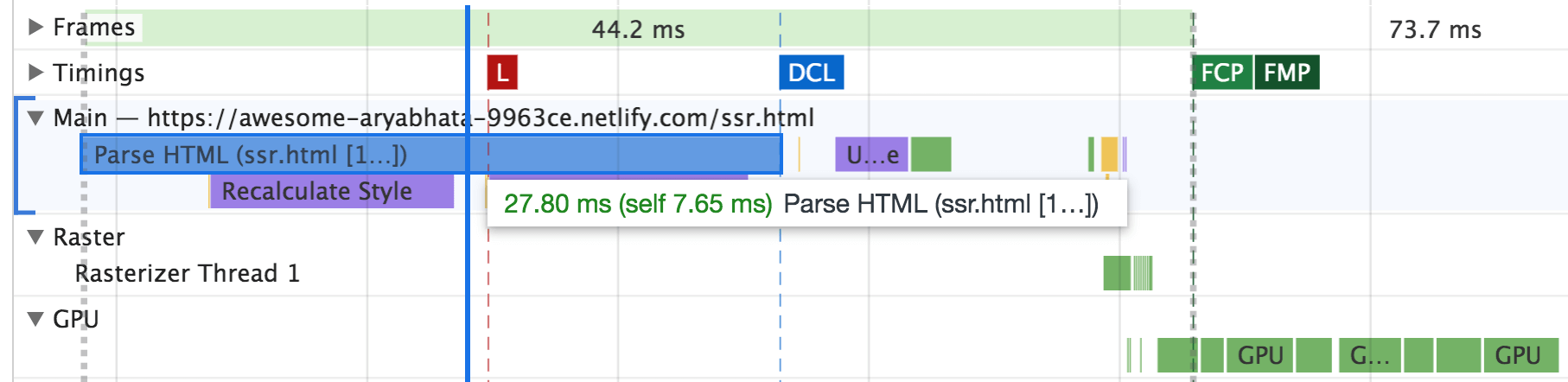 Code highlighting: server or client?