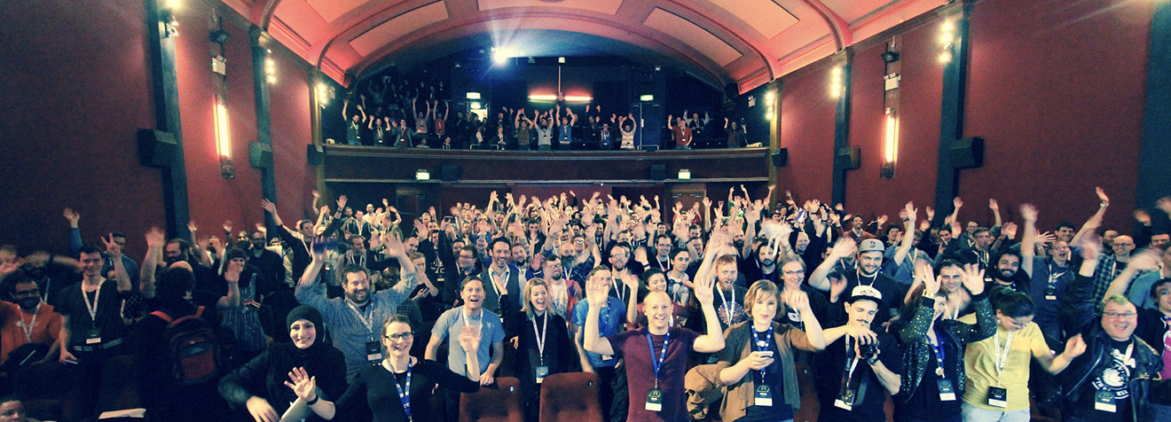 ffconf 2015 delegates cheering